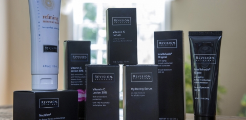 Revision Skincare was formulated to provide targeted solutions for enhancing skin's appearance.