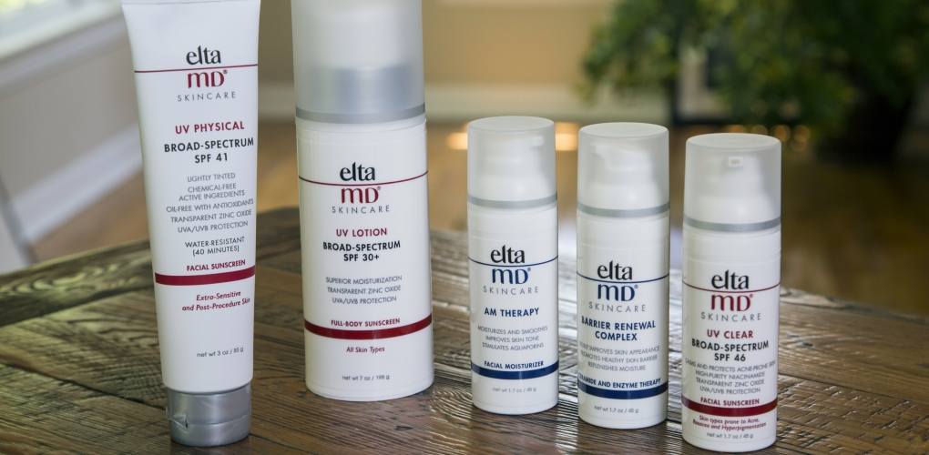 Dermatology San Antonio offers a wide variety of Elta MD Skin products designed for every skin type.