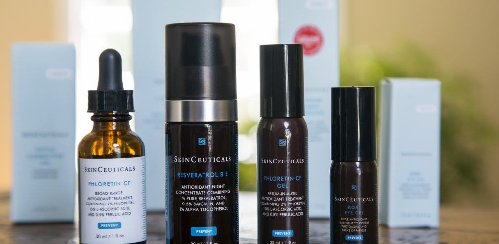 SkinCeuticals developed antioxidant formulas designed for protection from environmental damage.